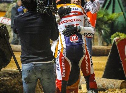 Trial Indoor Barcelona 2015