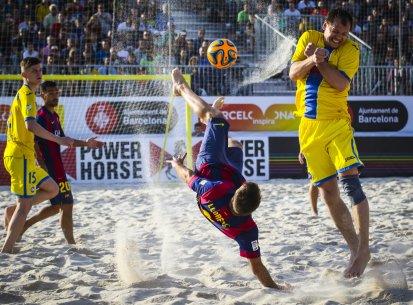 Beach Soccer Cup Barcelona
